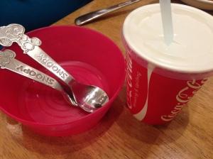 Sophie's utensils