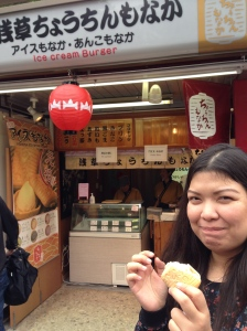 Street Foods at Asakusa