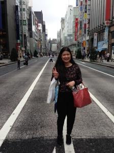 Ginza Street